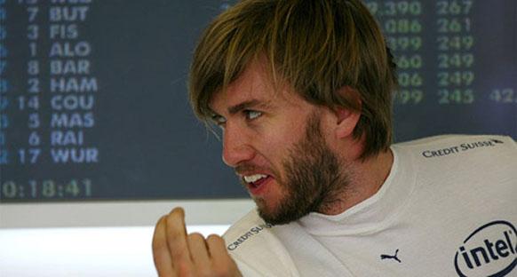 Heidfeld: 'Ferrari hala bir adım önde'