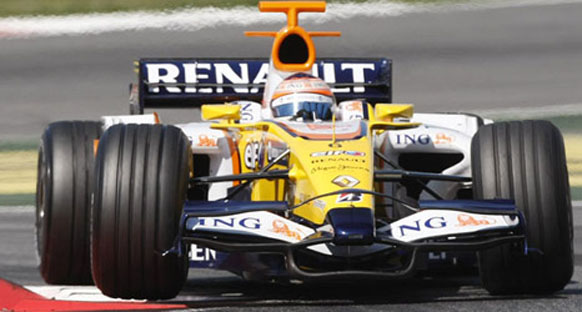 Renault Türkiye GP'de Piquet'den çıkış bekliyor