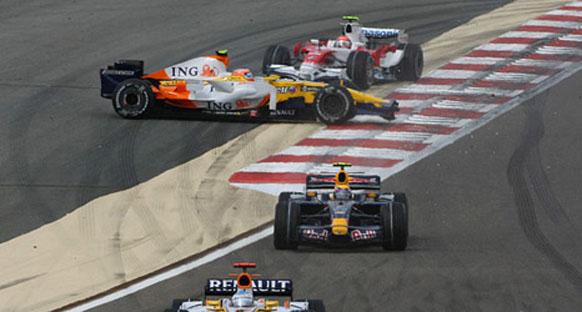Piquet performansını artırma sözü verdi