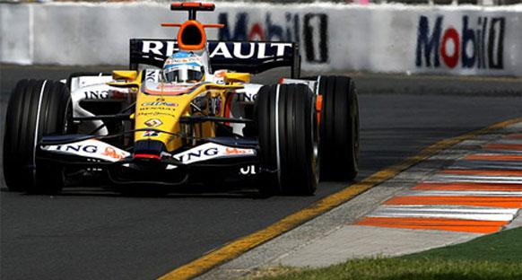 Alonso Renault'nun formu konusunda uyardı