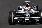 Avustralya GP Cuma - Williams