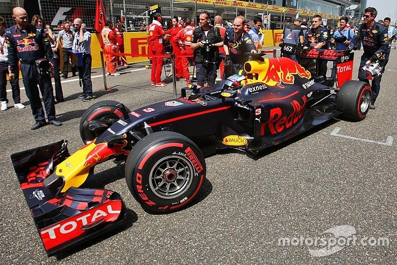 """Ricciardo: """"Red Bull voor zomerstop echt op niveau van Ferrari"""""""