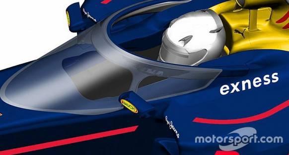 Red Bull, kanopi sistemini yarın antrenmanlarda ilk kez deneyecek