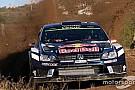 WRC: Arjantin'de Latvala lider, Paddon ve Ogier hemen arkasında