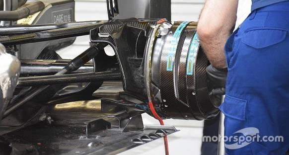 Williams Massa'nın sorununun jantlardan oluştuğunu düşünüyor