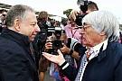 Takım yetkilileri ve F1 yöneticileri toplanıyor