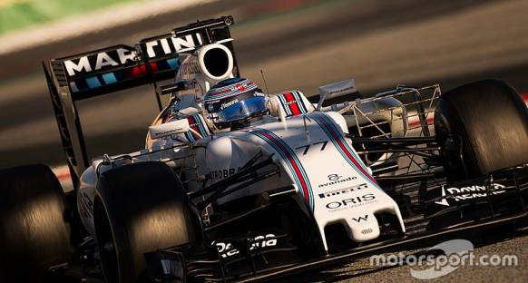 Bottas: Williams yarış kazanmayı hedeflemeli
