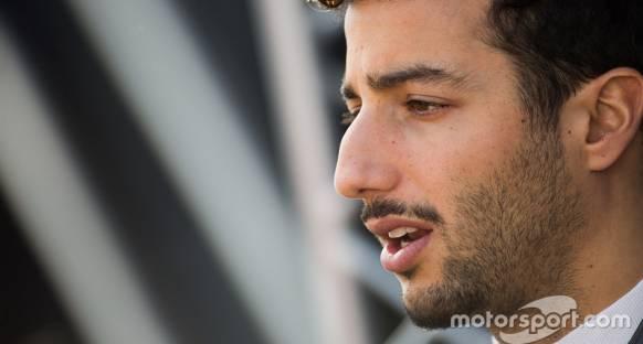 Ricciardo Hulkenberg'e, 'kahraman olmaya gerek yok'