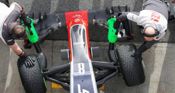 F1 Barcelona testleri 1. gün canlı anlatım