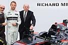 McLaren'da TAG Heuer'in yerine Richard Mille geldi