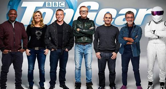 İşte yeni Top Gear'ın yeni ekibi