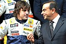 Renault Alonso'ya kapıyı açık bıraktı