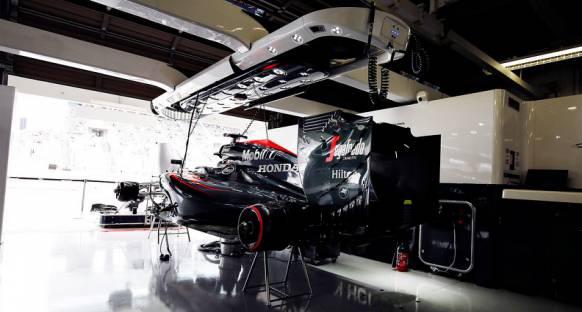 McLaren-Honda ekstra 223 beygirlik güç buldu