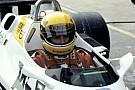 Massa, Senna'nın ilk F1 aracının direksiyonuna geçecek