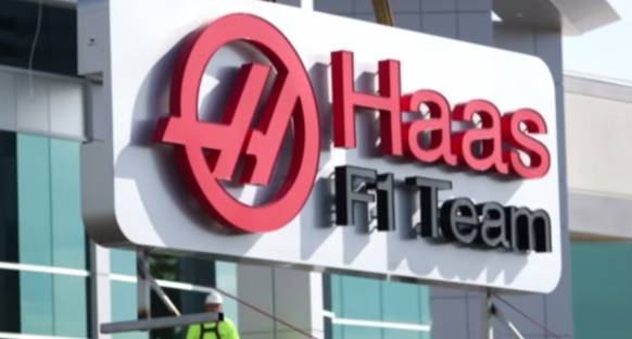Haas F1 Team ilk çarpışma testini geçti