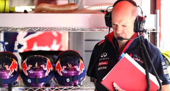 Newey, Honda'yı 2016 için ciddi bir tehdit olarak görüyor