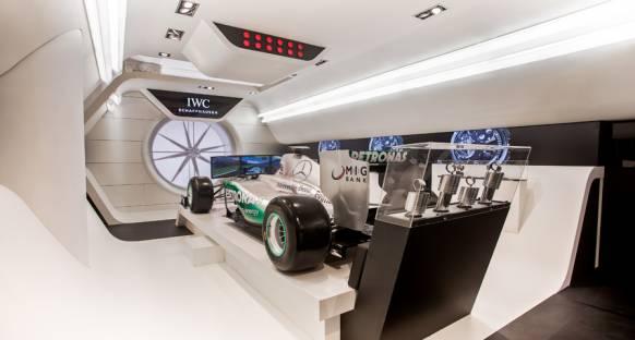 Mercedes Ferrari'nin rüzgar tüneli kısıtlaması getiren kuralları deldiğinden şüpheleniyor
