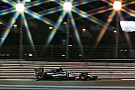 Rosberg eski motorunu kullanıyor