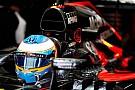 Alonso motorun güç aktarımındaki ilginç durumdan şikayetçi