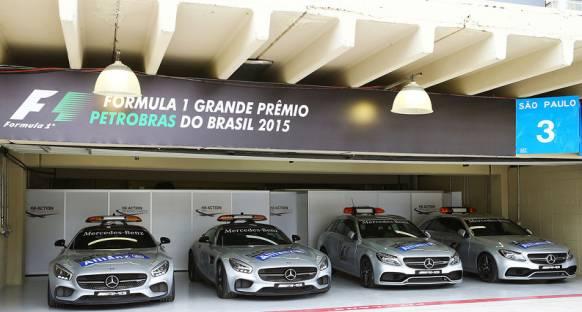 Brezilya GP Cuma 1. antrenman turları canlı yayın