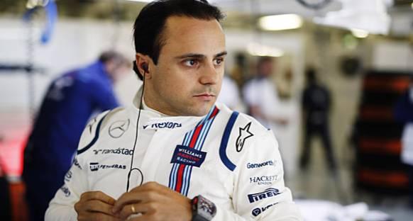 Massa: F1 hafta sonları iki güne indirilmeli