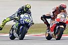 Rossi yaptığı hareketten dolayı pişman