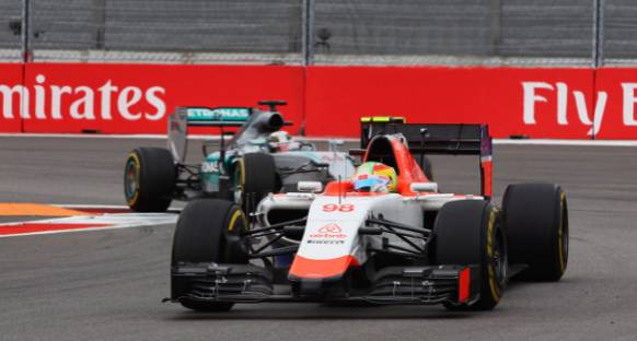 Wolff: Manor Gelecek Sezon Iyi Işler Yapabilir.
