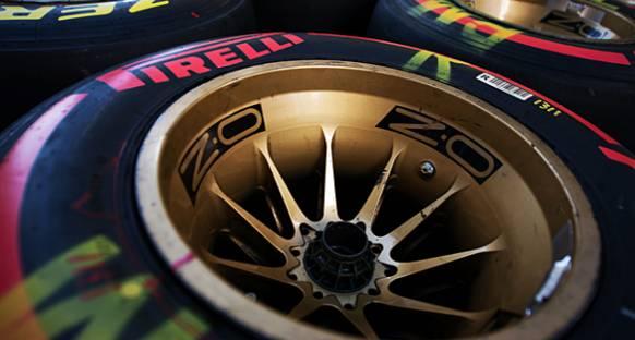 Pirelli 2019'a Kadar Resmen F1'in Lastik Tedarikçisi