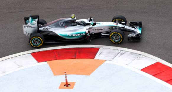 Rusya GP'de Pole'ün Adı Nico Rosberg Oldu