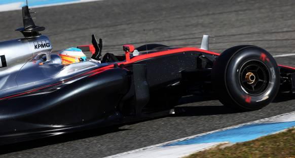Alonso, Bu Sezon İçin Gelişim Beklemiyor