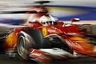 Vettel pole'e uçtu, Mercedes'ler Sürünüyor