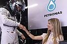 Nico Rosberg, kız babası oldu