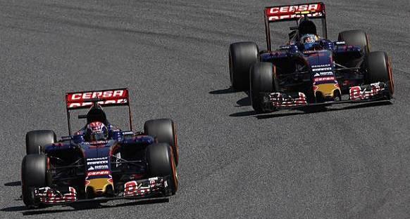 Toro Rosso pilotları Horner'ın radarında