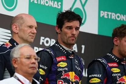 Webber: Vettel düşmanım değil