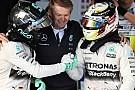 Rosberg, Hamilton ile şimdi 'daha rahat' hissediyor