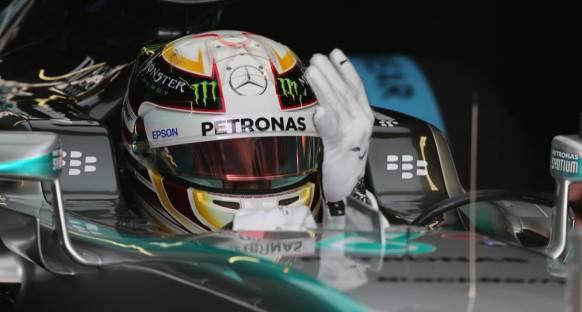 Monaco'da ilk seans Hamilton'ın oldu