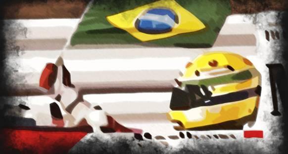 F1'in büyük isimleri, bir hayır organizasyonu için Senna anılarını anlatacaklar