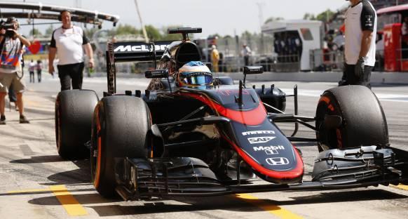 Alonso, Barcelona testlerinde olmayacak