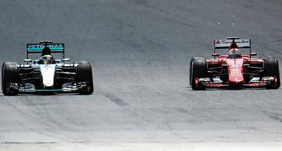 Hamilton ve Rosberg, strateji ve araç dengesinden şikayetçi