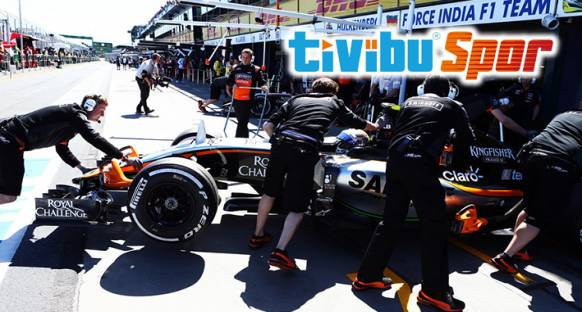 Malezya Grand Prix'si TivibuSpor'da