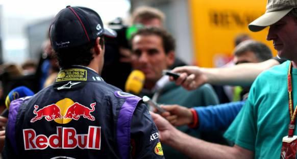 Ricciardo: Küçük adımlar atarak ilerlemeliyiz