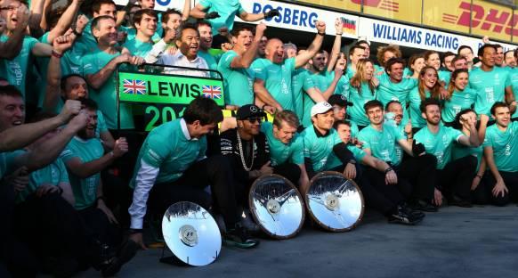Mercedes, Malezya'da daha hızlı olabilir