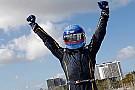 Prost, olaylı Miami e-prix'ini kazandı
