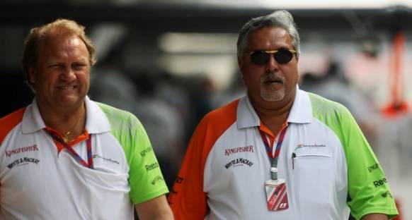 Force India: 'Gecikmenin sorumluları Caterham ve Marussia'