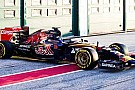 Toro Rosso'nun yeni aracı tanıtıldı