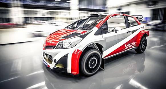 Toyota, Yaris ile Dünya Ralli Şampiyonasına geri dönüyor