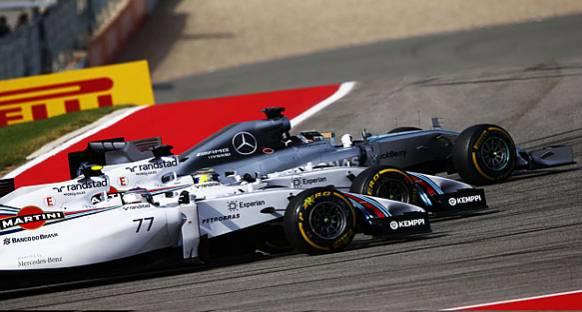 Jerez'de sadece Mercedes ve Williams yeni motoru kullanacak