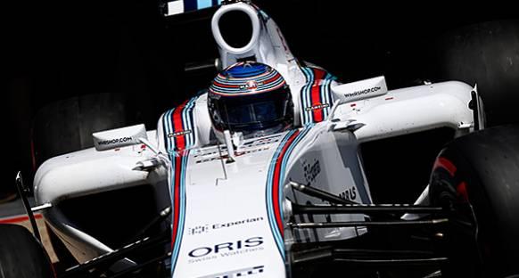Williams'ta piste çıkacak ilk isim Bottas
