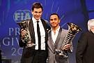 У Парижі пройшла святкова церемонія FIA Prize Giving