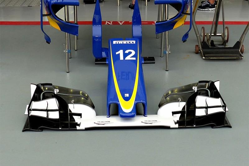 Sauber представила оновлену C34